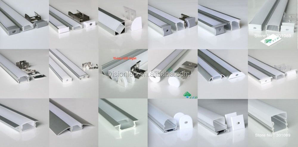 LED Aluminum Profile professional Manufacturer