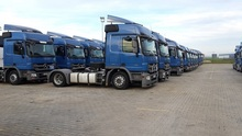 used Mercedes tractor truck