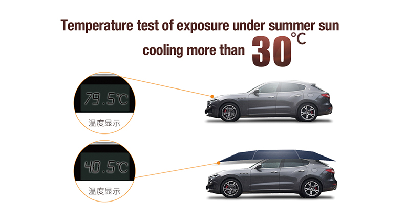 New style the electric car umbrella sunshade better than sunclose waterproof with best quality