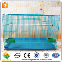 Factory direct welded mesh bird cage in home