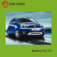 Chinese high quality electric rechargeable cars in automobiles 4 wheel