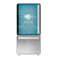 42inch transparent lcd /Anriod version transparent refrigerator
