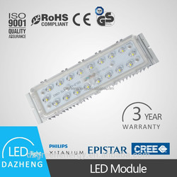 Famous chip SMD3535 led flood lighting modules,led road lights kits