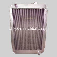 DH55 radiator for excavator