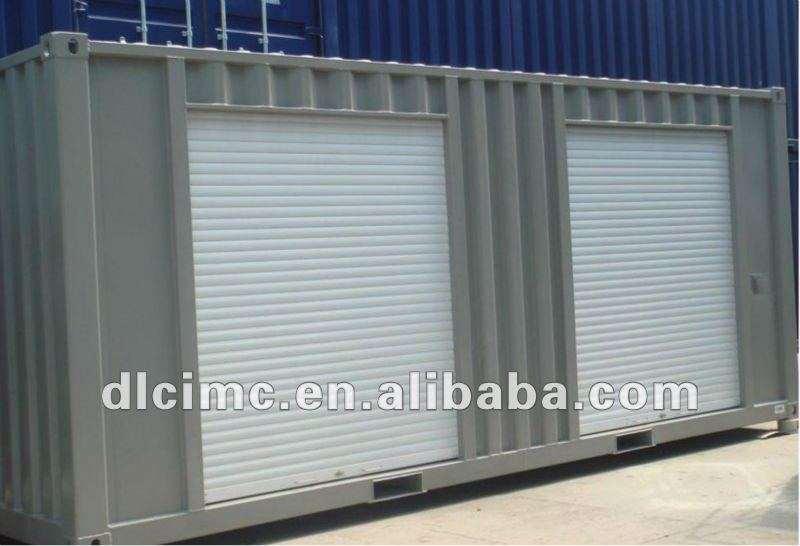 SIDE-CURTAIN CONTAINER