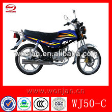 Good price 50cc street motorcycles for sale(WJ50-C)