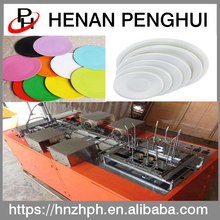 Commercial used factory price paper plate making machine