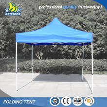 Made in China factory manufacturing pop up steel frame garden beach outdoor sun shade event canopy tent
