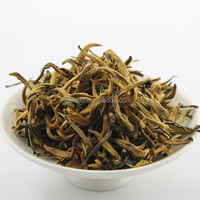 Certified Organic Black Tea Years Age and Double-Fermented Processing Type Black Tea