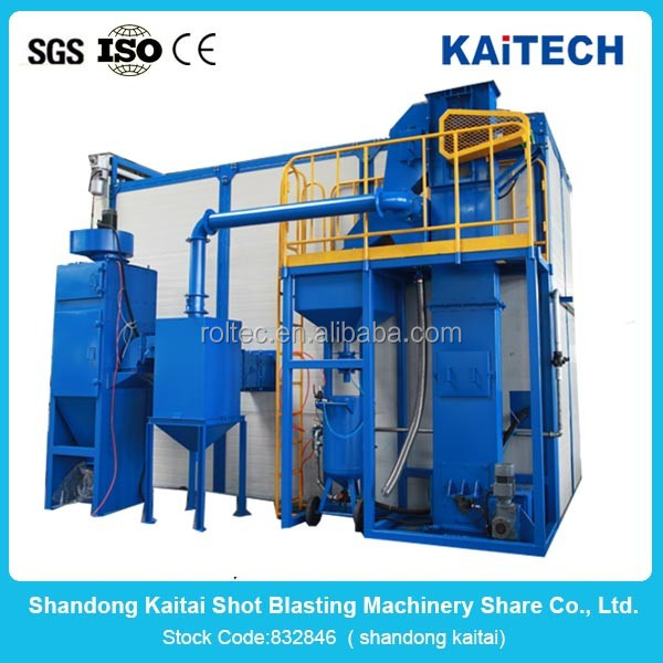 Small sand blasting machine shot peening machine with best price