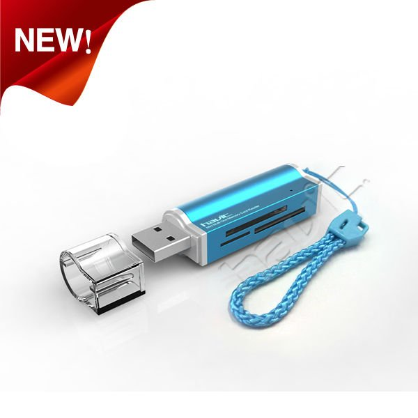 HV-C26 Stylish all in one Card reader