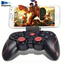 Original Game T3 Wireless Bluetooth Gamepad Remote Control Joystick PC Game Controller for Smartphone