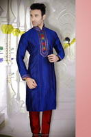 Indian Men Kurta Styles Party Wear Indo Western Salwar Kurta