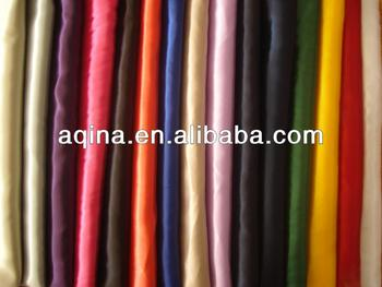 wholesale polyester satin silk fabric