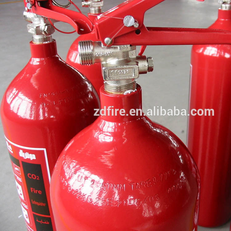 6kg co2 fire extinguisher, fire extinguisher co2extintor