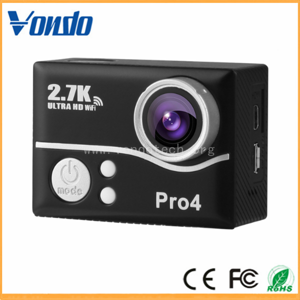 AIT8428P digital camera support WIFI 50 meters sport camera