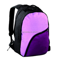 Outdoor fashion pink bag laptop backpack