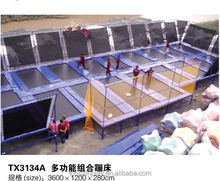 biggest trampoline TX3134A