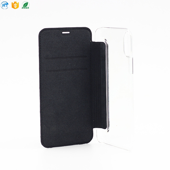 For iPhone X Case,Hot Selling Premium Soft TPU+Leather Custom Phone Case for iphone X