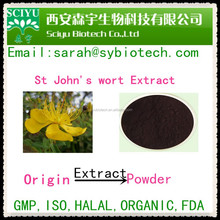 High Quality St johns wort 0.3% Hypericin