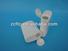 40g white color Effervescent tablets bottle for the use of medicine packaging , for containing Vitamin pills