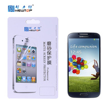 For samsung i9500 for matte protection film,factory sales,high quality,very popular! Screen protector samsung i9500