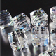 Rhinestones Sew On Crystal Glass stones with claw acrylic rhinestone trimming
