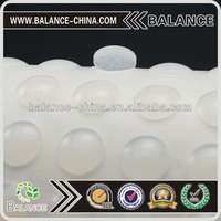 adhesive silicone dots for hardware