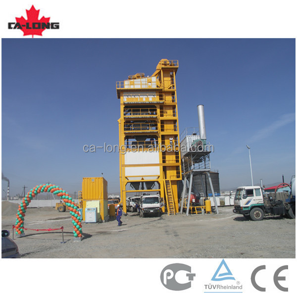 160t/h CL-2000 hot asphalt mix plant, asphalt plant
