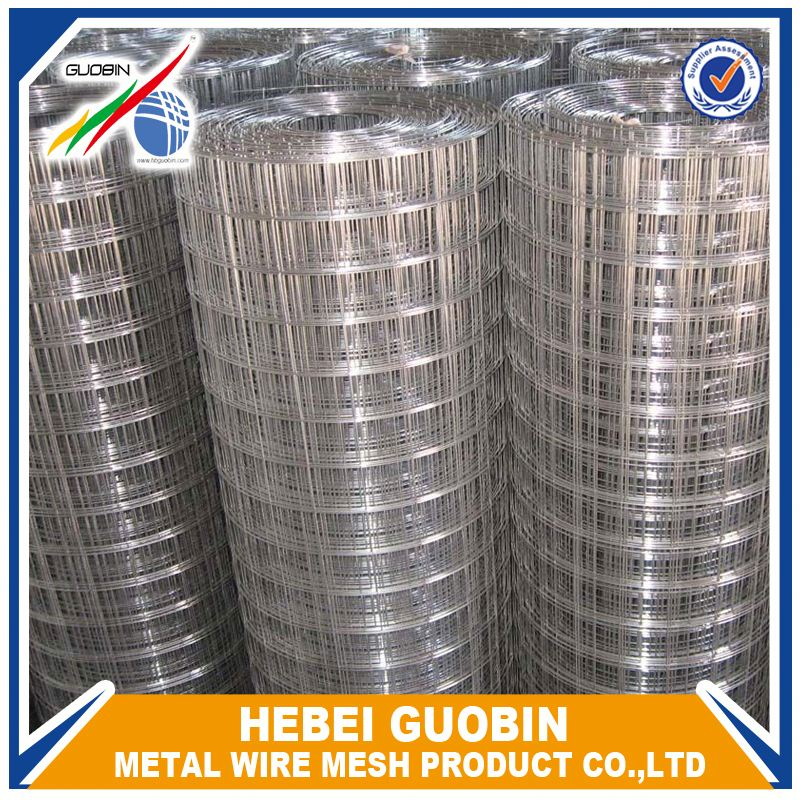 2x2 pvc coated welded wire mesh fence