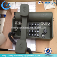 High quality cheap corded military field telephone from china manufacturer