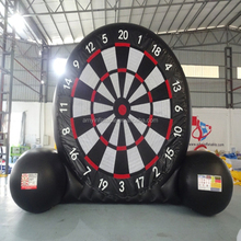 161109029 Popular style giant inflatable dart board games for kids and adults