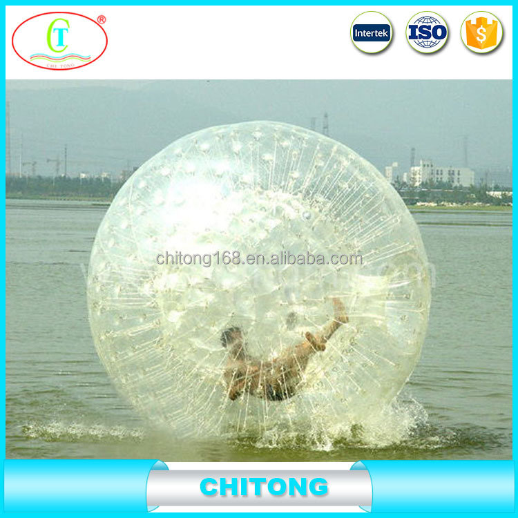 Buy Or Rental Durable PVC Zorb Ball For Water