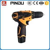 12v dc portable small electric motor hand drill