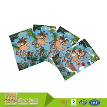 China Wholesale Aluminum Foil Plastic Herbal Packaging Custom Printed Small Empty K2 Herb Incense Smoke Spice Resealable Bag