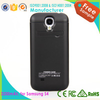 Wholesale alibaba china supplier 2800mah external rechargeable battery case power bank case for samsung galaxy s4 mini