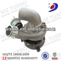 KKK BV43 turbocharger 53039880127 replacement for Hyundai H-1 CRDi D4CB 2.5 OEM28200-4A480