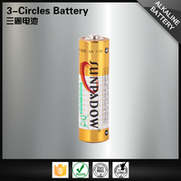 Durable LR6 size aa 1.5v zinc and carbon dry best battery