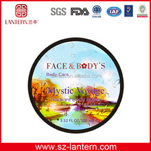 Lantern brand skin whitening natural moisturizing cocoa hand body lotion body butter