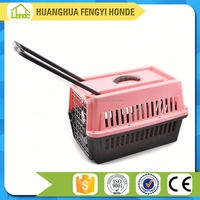 Small MOQ Outdoor Dog Carrier Rich Experience