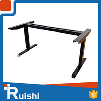 Adjustable Height Mechanism For Office Standing Desk Table Base