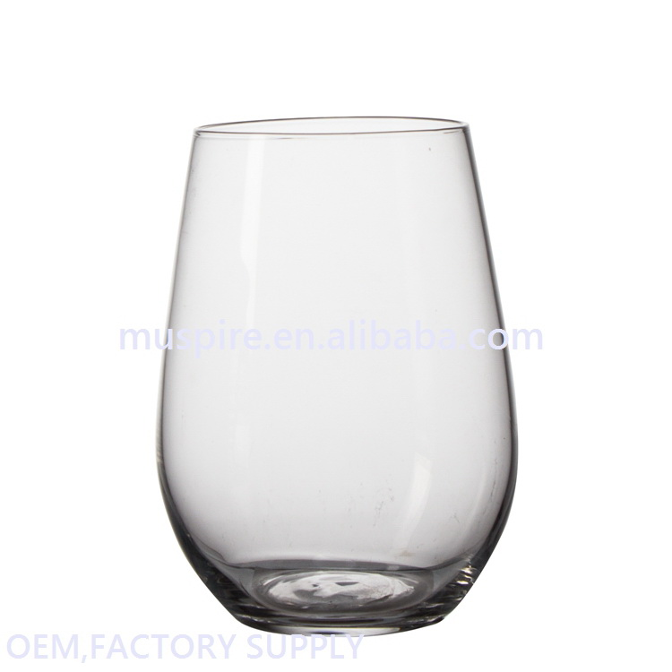 All kinds of latest colored drinking water glasses