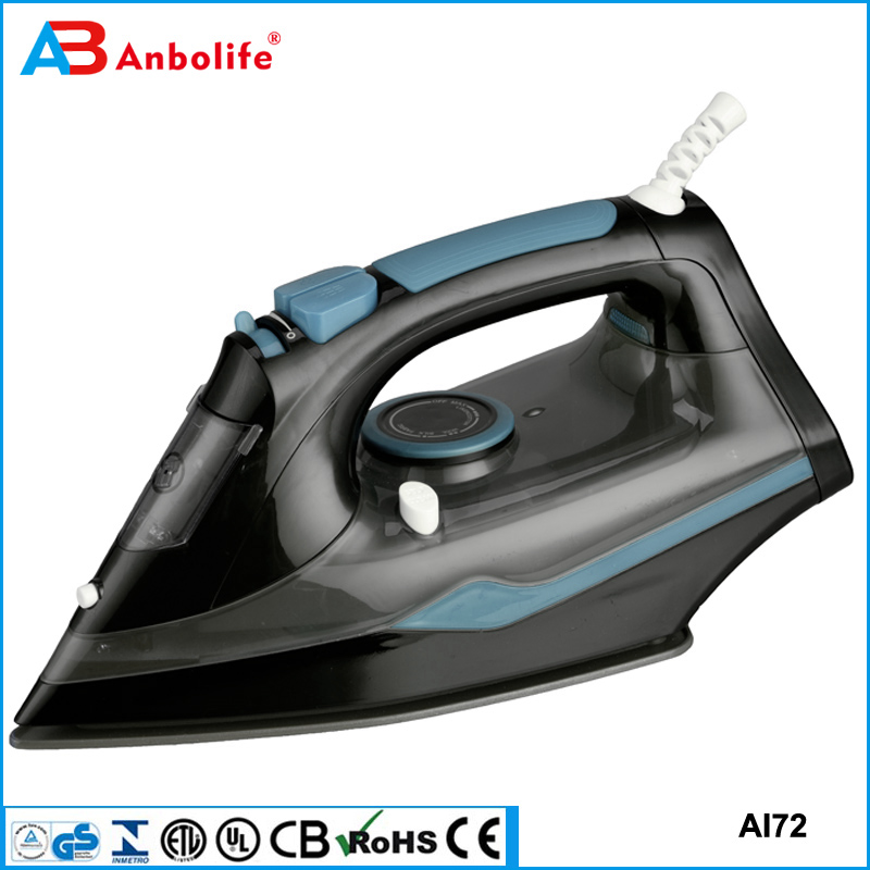 dc electric solar iron Automatic electric pressing iron energy system steam iron for clothes handy home dry iron
