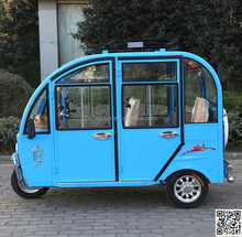 Electric Driving Type and CCC Certification electric rickshaw for cargo passenger