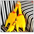 pet toy for dog, toy plastic chickens, cute design cartoon animal pet toy for dog