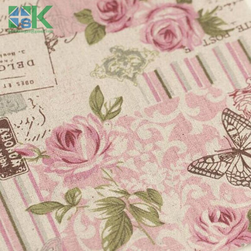 2016 fashion custom DIY Cotton Fabric, Remnant cloth fabric cotton charm packs patchwork fabric quilting creative design