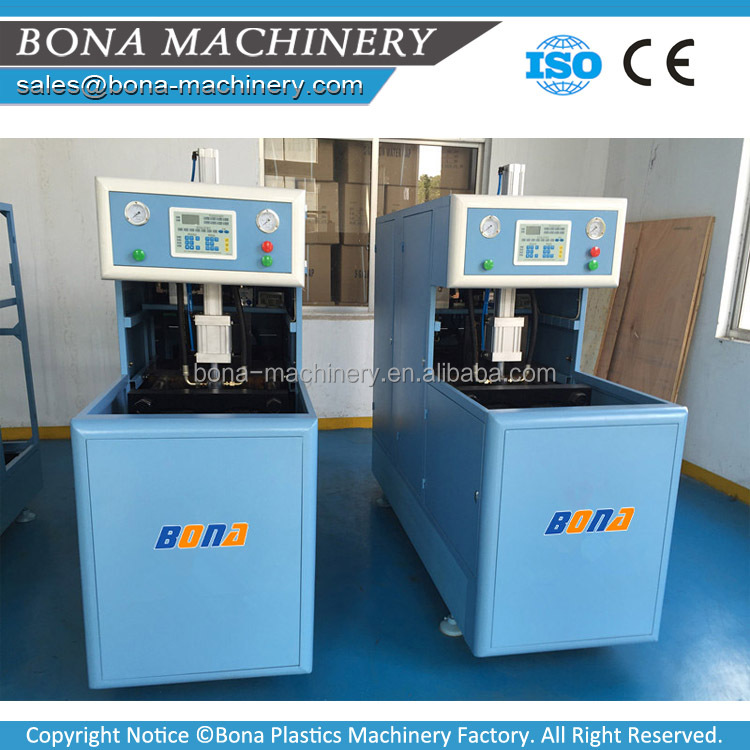 Bona 5 gallon plastic pet bottle manufacture machine