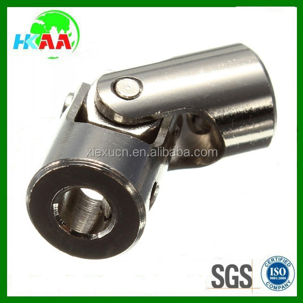 Factory price customized high quality small steel universal joint shaft