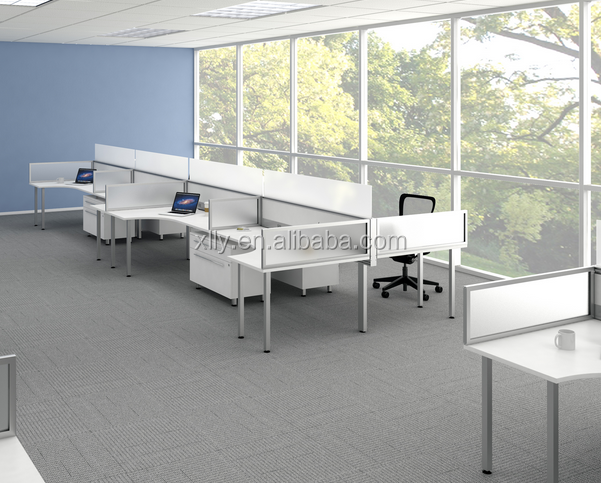 Aluminum Office Partition is designed in compliance with the industry standards, extruded profile for office partition