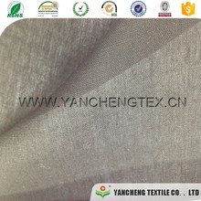 Durable using low price chrismas tc grey fabric for christmas garments